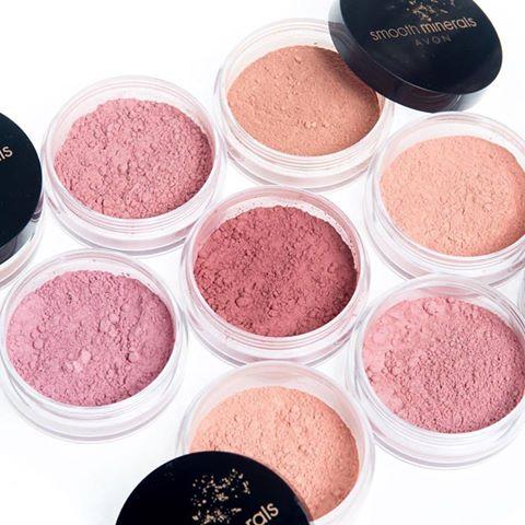 smooth minerals blush