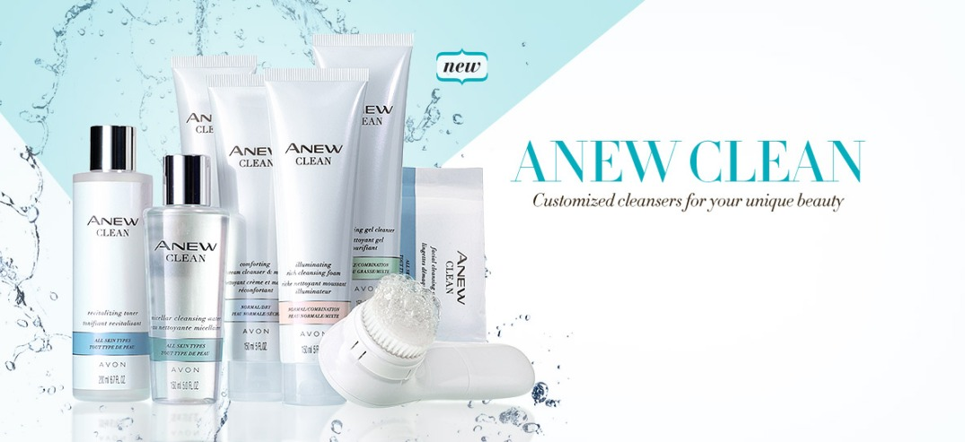 anew CLEAN IMAGE